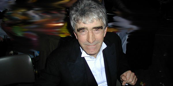 Forbes at Hogmanay Ball 2001